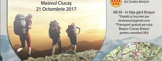 Invitatie la drumetie in masivul Ciucas