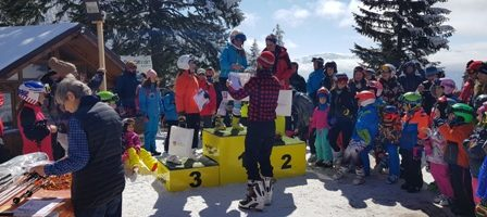 Photo Album  – SKV SKI POKAL 2018 – Copii