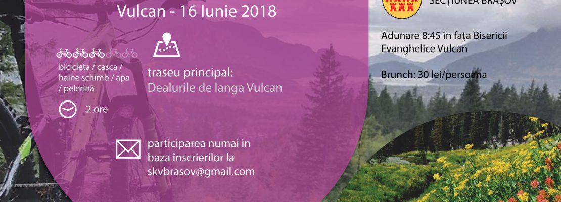 SKV Bike & Brunch la Vulcan